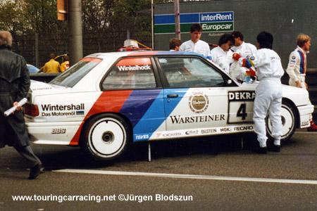 Pictures 1991 Adac Avus Rennen