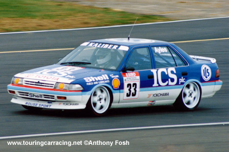 Racing In Car >> Pictures - 1991 Silverstone BTCC