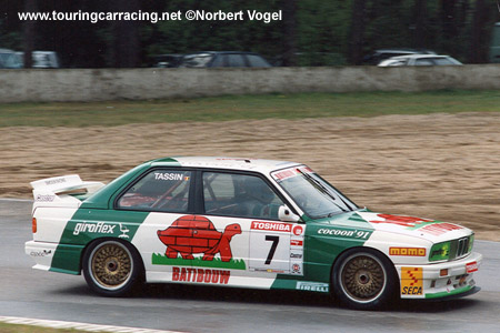 Racing In Car >> Pictures - 1991 Zolder New Race Festival